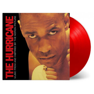 Various Artists - Hurricane (Soundtrack) [2LP] (LIMITED RED 180 Gram Audiophile Vinyl, gatefold, first time on vinyl, etched D-side, numbered to 1000, import)