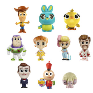 Toy Story 4 Mini Figure 10 Pack
