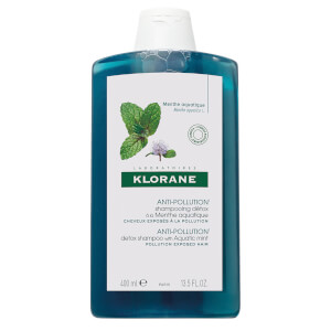 KLORANE Detox Shampoo with Aquatic Mint 13.5 fl oz.