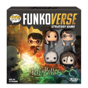 Funkoverse Harry Potter Strategy Game
