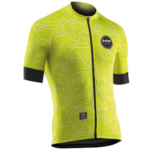 Northwave Lemonade Short Sleeve Jersey - Lemon