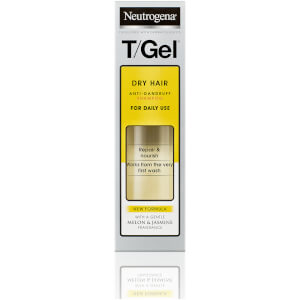 T/Gel® Anti-Dandruff Shampoo for Dry Hair 250ml