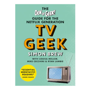TV Geek - The Den of Geek Guide for the Netflix Generation (Taschenbuch)