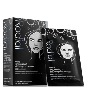 Rodial Snake Bubble Masks (Pack of 8)
