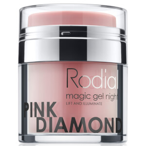 Rodial Pink Diamond Magic Night Gel 1.7oz