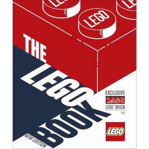 Het LEGO-boek nieuwe editie: met exclusief LEGO-steen (hardback)