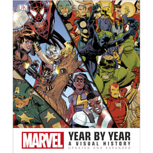 Marvel Year by Year : A Visual History (relié)