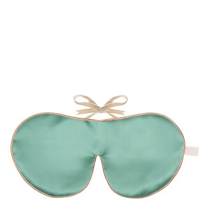 Holistic Silk Pure Mulberry Silk Lavender Eye Mask - Jade