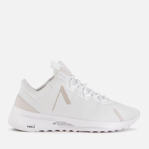 ARKK Copenhagen Men's Axionn Mesh PWR55 Trainers - White/Wind Grey