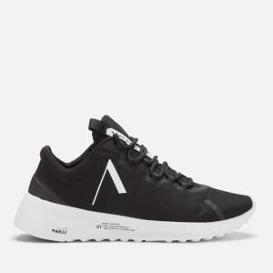 ARKK Copenhagen Men's Axionn Mesh PWR55 Trainers - Black/White