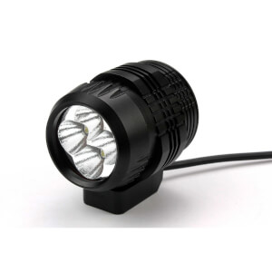 Xeccon Spiker 1600 Lumens Rechargeable Front Bike Light