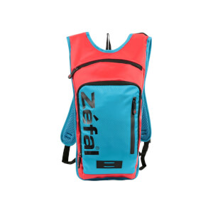 Zefal 2L Hydro Pack Hydration Pack - Large - Red/Blue
