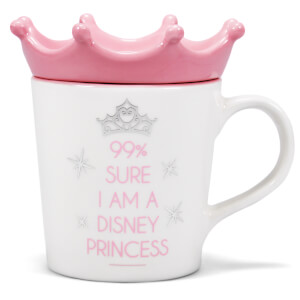 Disney Princess Shaped Mug