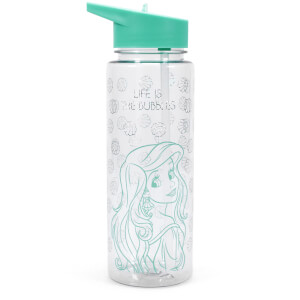 Disney Princess Water Bottle - Bubbles