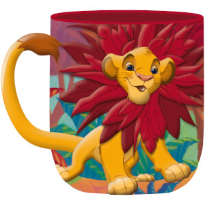 The Lion King Shaped Mug - Simba