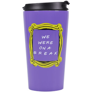 Friends Travel Mug - We Were On A Break