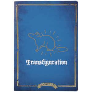 Harry Potter Notebook - Transfiguration