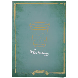Harry Potter Notebook - Herbology
