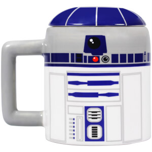 Star Wars Shaped Mug - R2D2