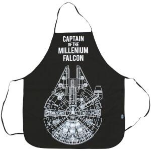 Star Wars Apron - Milennium Falcon