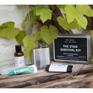 Mens Society The Stag Survival Kit