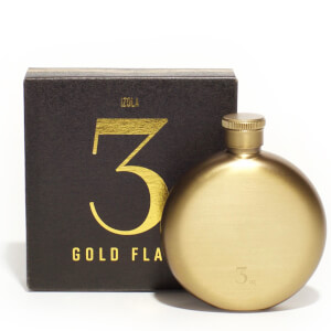 Men's Society '3oz Gold' Flask