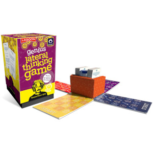 Einstein Genius Lateral Thinking Game