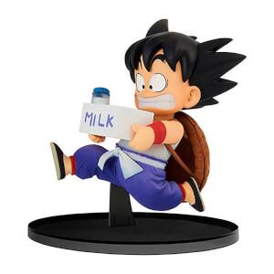 Statuetta di Goku bambino, da Dragon Ball Z, BWC 2 Vol. 7, Banpresto