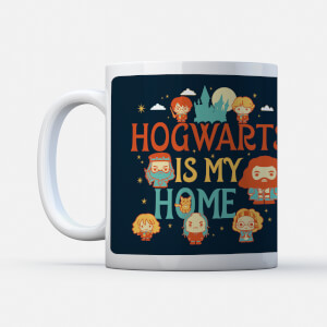 Tazza Harry Potter Hogwarts Is My Home