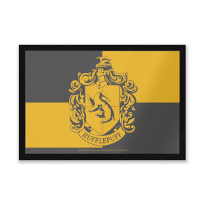 Harry Potter Hufflepuff Household Entrance Mat