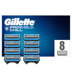 Gillette ProShield Chill Rasierklingen - 8