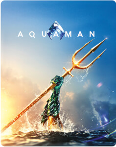 Aquaman 4K Ultra HD (inclusief Blu-ray) Limited Edition Steelbook