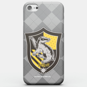 Funda Móvil Harry Potter Hufflepuff Crest para iPhone y Android