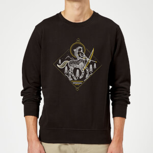 Harry Potter Bane Black Sweatshirt - Black
