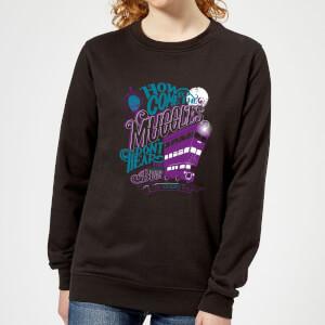 Harry Potter Knight Bus Women's Sweatshirt - Black