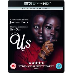 Us - 4K Ultra HD + Blu-ray