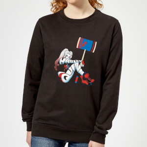 Batman Harley Quinn Women's Sweatshirt - Black