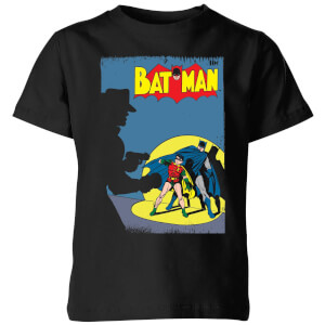 Batman Batman Cover Kids' T-Shirt - Black