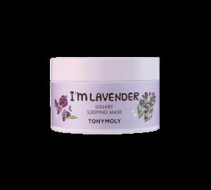 TONYMOLY I'm Lavender Sleeping Mask
