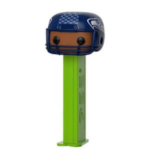 NFL Seahawks Helmet Pop! PEZ