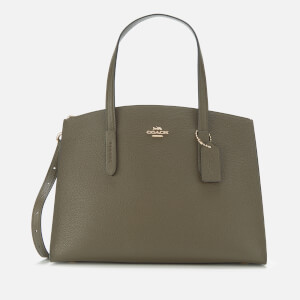 Coach Women's Charlie Carryall Bag - Moss