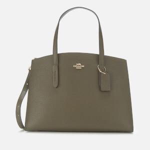Coach Women's Charlie Carryall Bag - Moss