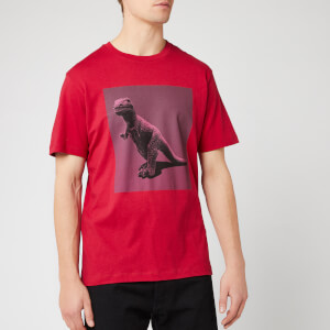 Coach Men's Rexy by Sui Jianguo T-Shirt - Red