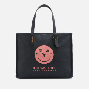 Coach Rexy by Yeti Out Men's 42 Tote Bag - JI/Midnight Navy