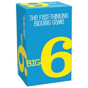 Big 6 Card Game