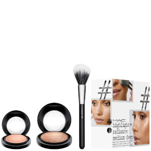 MAC Highlight and Radiance Exclusive Kit - Medium Deep