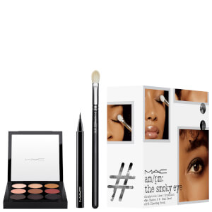 MAC AM/PM Exclusive Kit - The Smoky Eye (Worth £65.50)