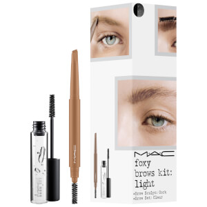 MAC Foxy Brows Exclusive Kit - Light