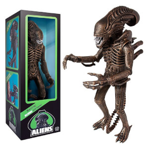 Super7 Alien 18 Inch Bronze Xenomorph Figure