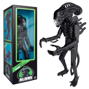 Super7 Figurine Alien Xenomorphe noire classique 46 cm